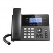 Phone, GRANDSTREAM GXP1760W, VoIP, 6 линии, PoE, WiFi, 5-way конференция