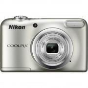 Digitalni fotoaparat Nikon Coolpix A10 16.1 MPix Zoom (optički): 5 x Srebrna