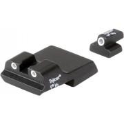 Trijicon SA29 S&W 3 Dot Green Front & Green Rear Night Sights