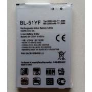 Baterija BL-51YF za LG G4, LG G4 Pro, H815, Stylo H631, Stylo LS770