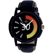 Race High Speed Round Dial Quartz Watch By Taj Avenue