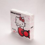 Servetele Hello Kitty 3 straturi 33x33 - WC62756