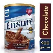 Suplemento Nutricional Ensure Sabor Chocolate 900g