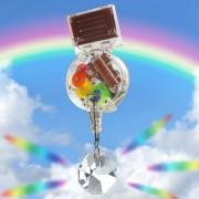 Kikkerland Rainbow Maker Op Zonne-Energie - Enkel - Kikkerland