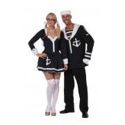 Coppens Navy sailor lady - Overig - Grootte: 40