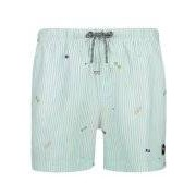 Shiwi-Zwembroeken-Men Swim Short Sunglasses-Blauw