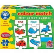 Puzzle Orchard Toys Colour Match
