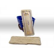 Ha-Ra Nassfaser weiß langfloor 42,5cm perfekt - Das Original -