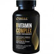 SELF Omninutrition B-Complex Vit C + Zinc 60k 60 kapslar