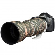 easyCover Lens Oak für Canon EF 100-400mm f/4.5-5.6L IS II USM Forest Camouflage