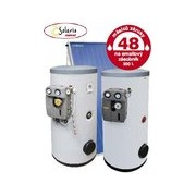 Ohřívač vody 300/2 solár s hnací sadou a regulací