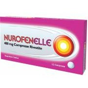 Reckitt Benckiser H.(It.) Spa Nurofenelle 400 Mg Compresse Rivestite 12 Compresse In Blister Pvc/Al