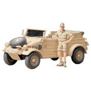 Tamiya - German Kubelwagen Type 82 Africa-Corps