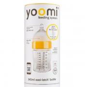 Set bočica 240ml + cucla sa malim otvorom Yoomi, Y18B