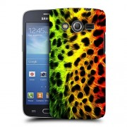Husa Samsung Galaxy Core 2 G355 Silicon Gel Tpu Model Animal Print Color