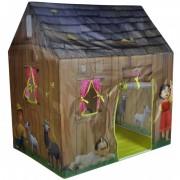 Cort de joaca pentru copii Casuta lui Heidi Knorrtoys