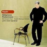 J. Haydn - Heiligmesse/ Paukenmesse (0028947081920) (1 CD)
