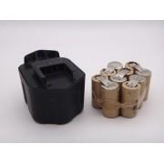 Inlocuire acumulatori defecti 1.2V, 2.4V, 3.6V, 4.8V, 6V, 7.2V, 8.4V, 12V, 14.4V de la bormasina, aspirator electric, diverse echipamente electrice