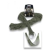 Cama de Rede Hammock Verde Militar