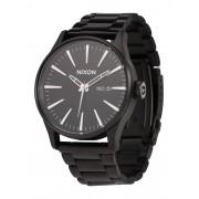 Nixon Analoog horloge 'Sentry SS All Black A356 001'