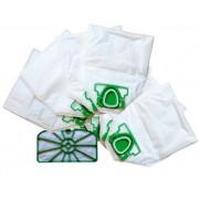 Sáčky JOLLY V5 MAX textilní antibakteriální 8ks