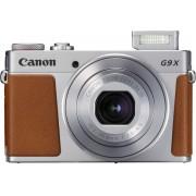 CANON Powershot G9 X Mark II Prata