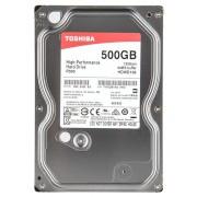 "Toshiba Dysk HDD Toshiba HDWD105UZSVA P300 500 GB 3.5"" SATA III 7200 obr/min 64 MB"