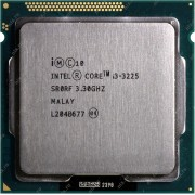 Procesor Intel Core i3-3225 3.30 GHz - second hand