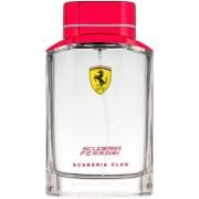 Ferrari Scuderia Club Eau de Toilette para homens 125 ml