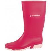 Dunlop Rosa regnstövlar rosa