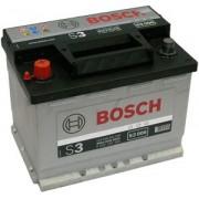 Acumulator auto BOSCH S3 56AH Borna inversa