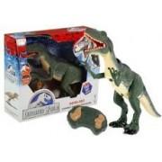 Lean Toys Dinozaur zdalnie sterowany Tyranozaur Rex dźwięk