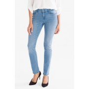 C&A THE SKINNY JEANS, Blauw, Maat: 40