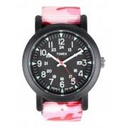 メンズ TIMEX 腕時計 フューシャ