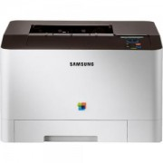Лазерен принтер Samsung CLP-415N A4 Network Color Laser Printer, 18/18pp - CLP-415N/SEE
