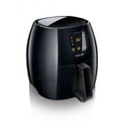 Friteuza Philips Airfryer XL HD9240/30, Tehnologie RapidAir 210 grade C, Cronometru, LCD Touchscreen, Functie gatit presetata, 2100 W, 2.2 l