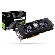 VGA Inno3D GeForce GTX 1070 Ti X2, nVidia GeForce GTX 1070 Ti, 8GB 256-bit GDDR5, do 1683MHz, DP 3x, DVI-D, HDMI, 36mj (N107T-1SDN-P5DN)