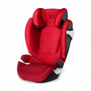 Cybex Solution M Autostoeltje Rebel Red