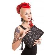 Torebka z ćwiekami MIDNIGHT BAG marki Vixxsin by Poizen Industries