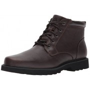 RockportNorthfield WP Plain Toe Boot Bota (Northfield PT Boot) Hombres, Chocolate (Chocolate Waterproof), 11.5 D(M) US