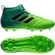 adidas ACE 17.1 FG/AG Turbocharge - Groen/Zwart Kinderen