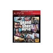 Jogo Grand Theft Auto Episodes From Liberty City Ps3 - Take 2