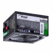 Sursa Akyga Pro ATX Power Supply 650W AK-P3-650 RGB Fan 12cm P8 5xSATA 2xPCI-E