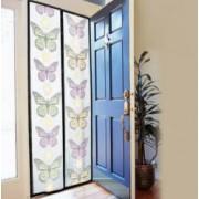 Perdea magnetica anti insecte model fluturi Instant Door