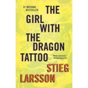 The Girl with the Dragon Tattoo: Book 1 of the Millennium Trilogy, Paperback