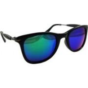 Riy Don Wayfarer Sunglasses(Green, Blue)
