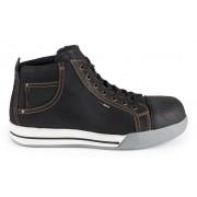 Redbrick SUNSTONE Veiligheidssneakers hoog model S3 - Zwart - Size: 38