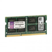Memoria Sodimm DDR3 8GB 1333MHZ Kingston KVR1333D3S9/8G