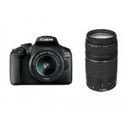 Огледално-рефлексен фотоапарат Canon EOS 2000D
