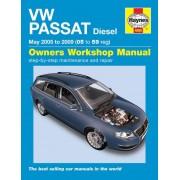 Haynes Workshop manual VW Passat diesel (Juin 2005-2010) 4888